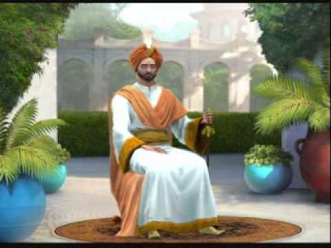 Civlization V: Harun Al Rashid  Dawn of Man