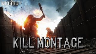 Battlefield 1 Vanilla Map Kill Montage