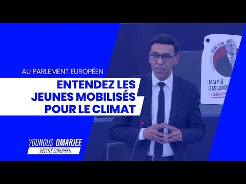 ENTENDEZ LES JEUNES MOBILISÉS POUR LE CLIMAT