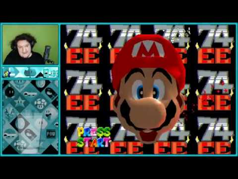 Super Mario 74 Extreme Edition 100%: Episode 1