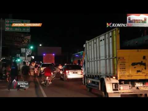 Kemacetan Warnai Akhir Libur Idul Adha