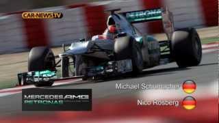 Formel 1 Team Prognose - 2012 - HD - Deutsch