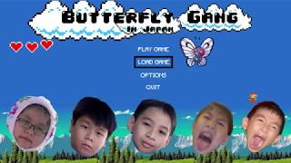 Butterfly Adventures in Japan: The Game