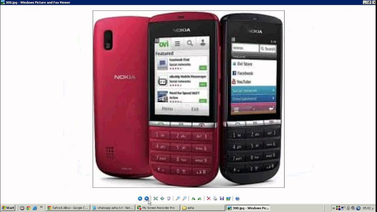Nokia asha 300 support. Set up nokia store. You'll need an nokia store account to download apps. Register online or follow these steps on your phone: