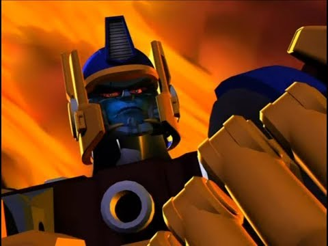 "BEAST MACHINES ""Optimal Megatron"" Pt 1"