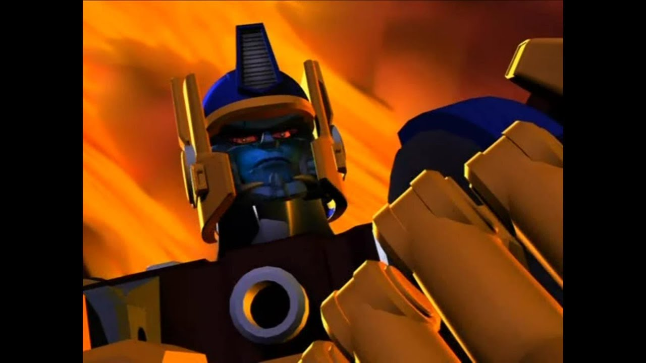 "Beast Wars Transmetals Optimus Primal BEAST MACHINES ""O..."