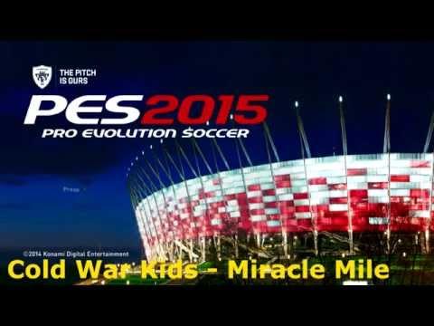 PES 2015 Soundtrack | Full Songs (better than FIFA?)