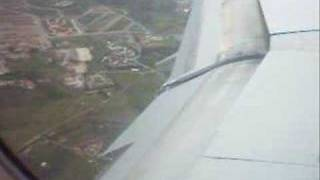Monarch Airlines Arrival into Malaga PART 2