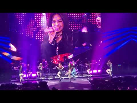 BLACKPINK World Tour NJ Prudential 2019 - Really + See U Later