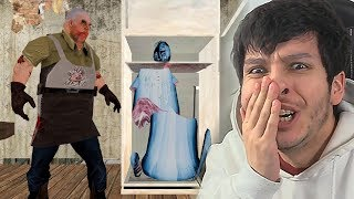 EL CARNICERO A REGRESADO Y  ATRAPÓ A GRANNY !! OMG - GRANNY: CAPÍTULO 2 Animación