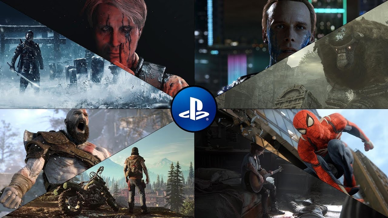 Sony Ps4 Exclusives Will Dominate 2018 Msft Should Be