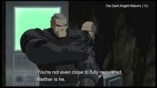 """【spoiler】(clip28 -part2) """"You gonna die tonight or what?"""" -The Dark Knight Returns"""