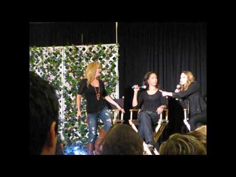 Victoria Pratt  Xena Convention 2010