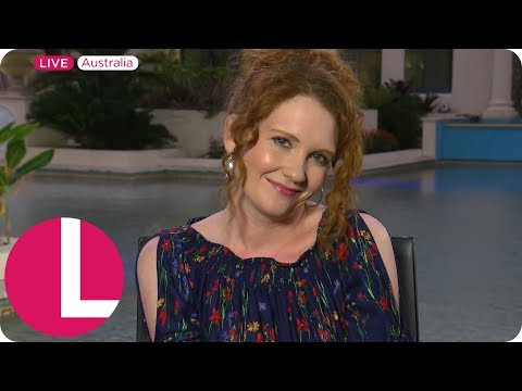 I'm A Celeb's Jennie McAlpine Can't Say Enough Nice Things About Toff | Lorraine