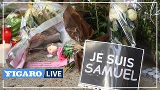 🔴 Les hommages à Samuel Paty partout en France