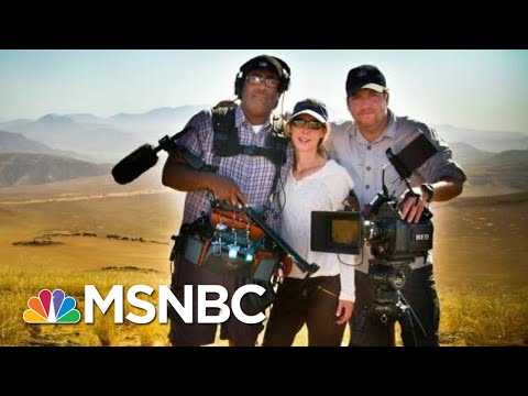 Andrea Mitchell Chokes Up Remembering NBC Colleague Who Died From COVID-19 | Andrea Mitchell | MSNBC