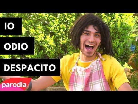 IO ODIO DESPACITO (PARODIA) | Matt & Bise