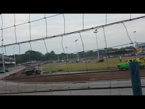 Vlog: Part 3, The Bangers!!!, Arlington Raceway.