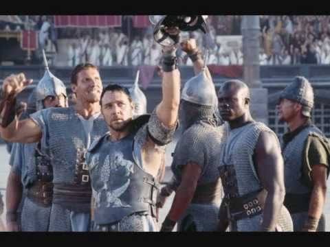 Gladiator Victory Song - YouTube