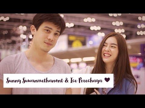 Sunny Suwanmethanont & Ice Preechaya Moments ❤ | 🐒💞🐍