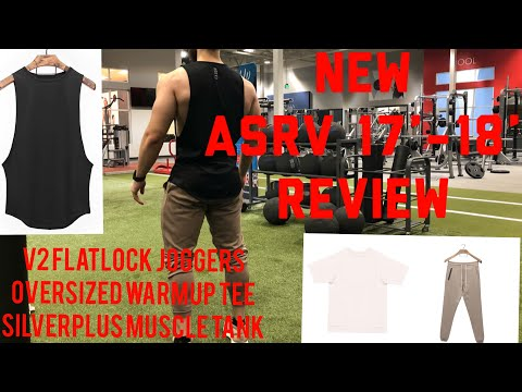 NEW 2017-18 ASRV CLOTHING REVIEW! Aesthetic Revolution Clothing. Chest workout for mass