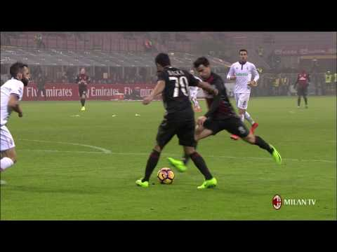 Highlights AC Milan-ACF Fiorentina 19th February 2017 Serie A