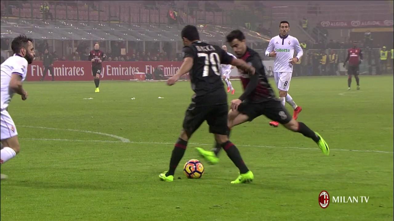 Highlights AC Milan-ACF Fiorentina 19th February 2017 ...