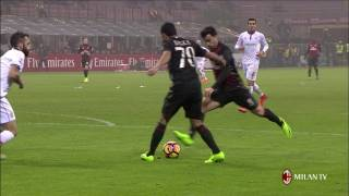 Highlights AC Milan-ACF Fiorentina 19th February 2017 Serie A