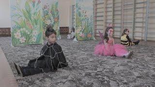 В детском саду № 53 презентовали детский спектакль