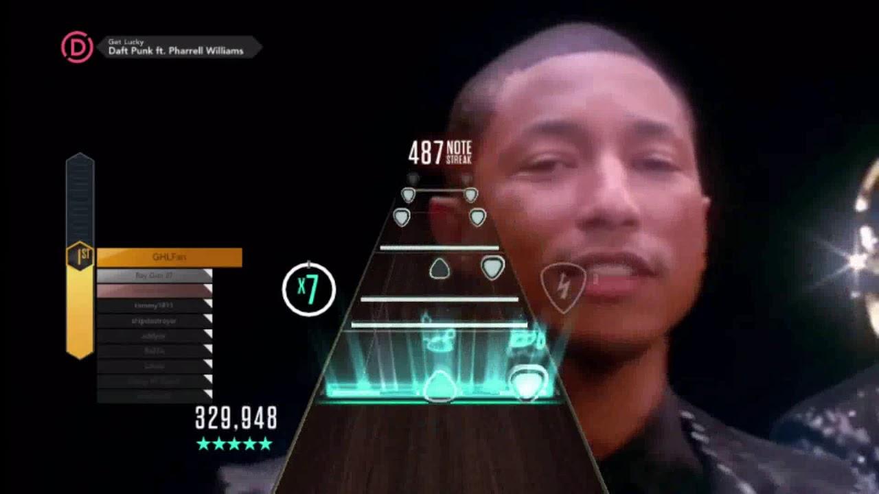 Guitar Hero Live Get Lucky Daft Punk Feat Pharrell Williams
