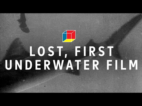The first underwater film was lost for decades—until now