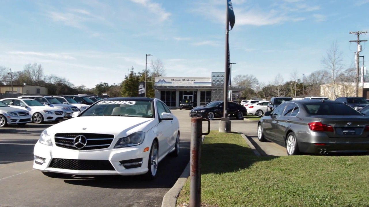 Moss Motors Certified Pre Owned Specials Lafayette