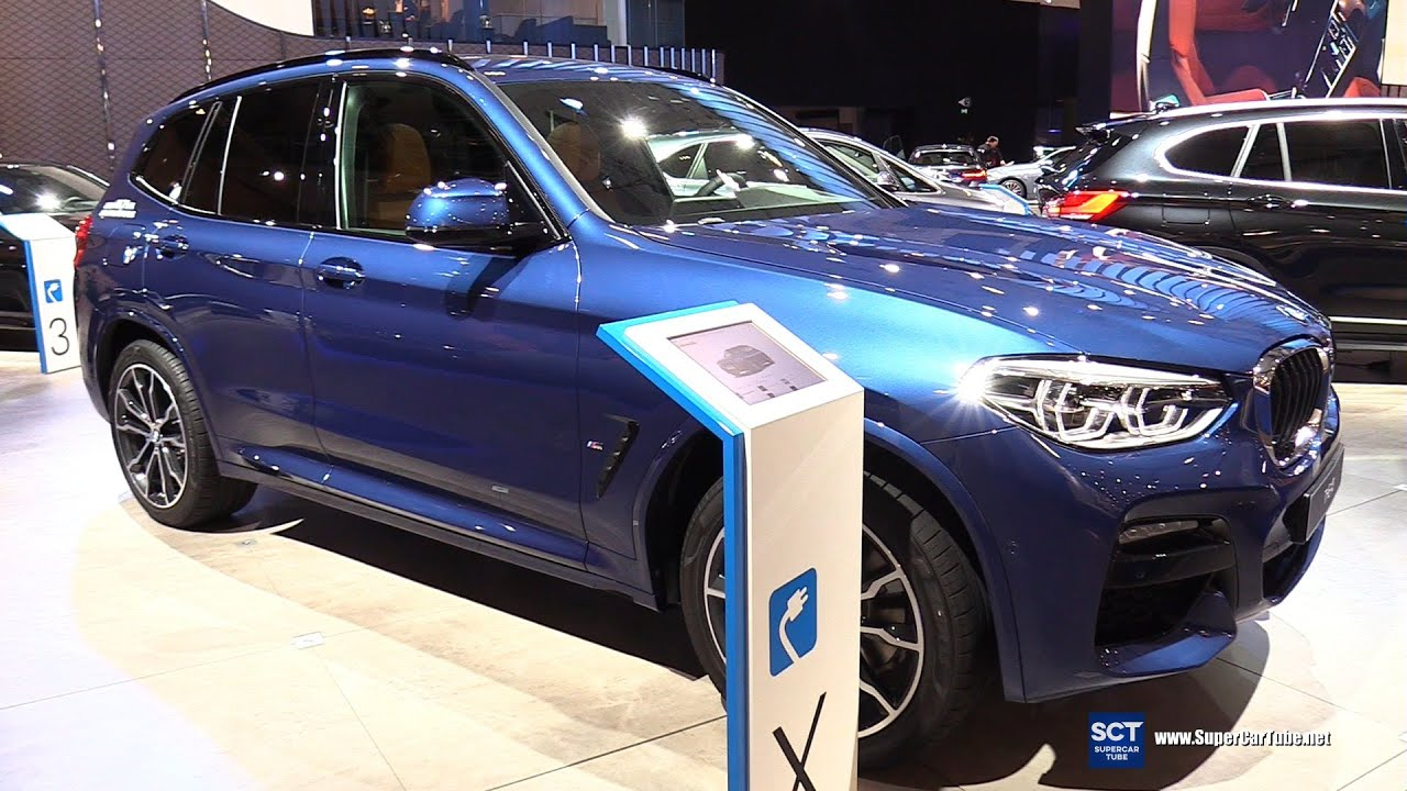 BMW X3 phiên bản xDrive30e