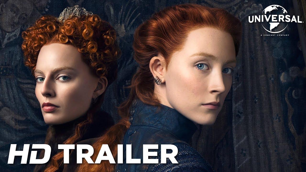 Duas Rainhas - Trailer Internacional (Universal Pictures) HD