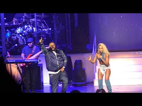 "Mary J. Blige & DJ Khaled ""Glow Up"" LIVE at Madison Square Garden 8/19/17"