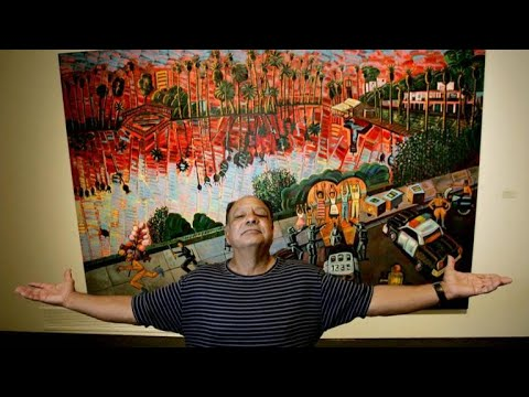 Cheech Marin's art collection to become nation's first Chicano museum