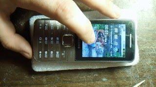 Samsung gt-s5610 - Не слышен разговорный динамик, чистка.(Экран http://ali.pub/wvfhx Всю информацию, полное описание, ссылки, статью можно увидеть только на официальном сайте..., 2016-01-25T23:00:46.000Z)