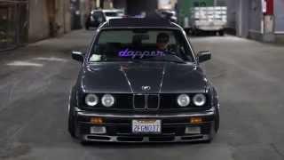 BMW E30  5.7 от Chevrolet Corvette LS1