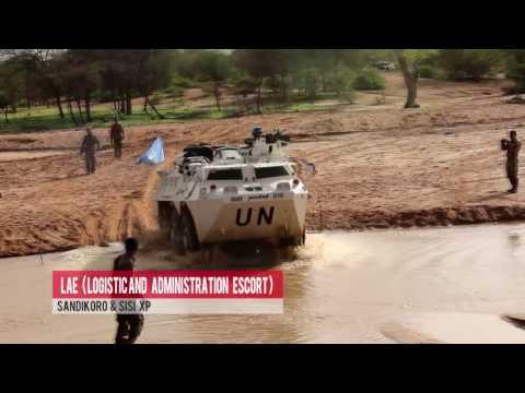 GARUDA XXXV-B UNAMID .. INDOBATT 02  .. ALL FOR ONE..ONE FOR ALL