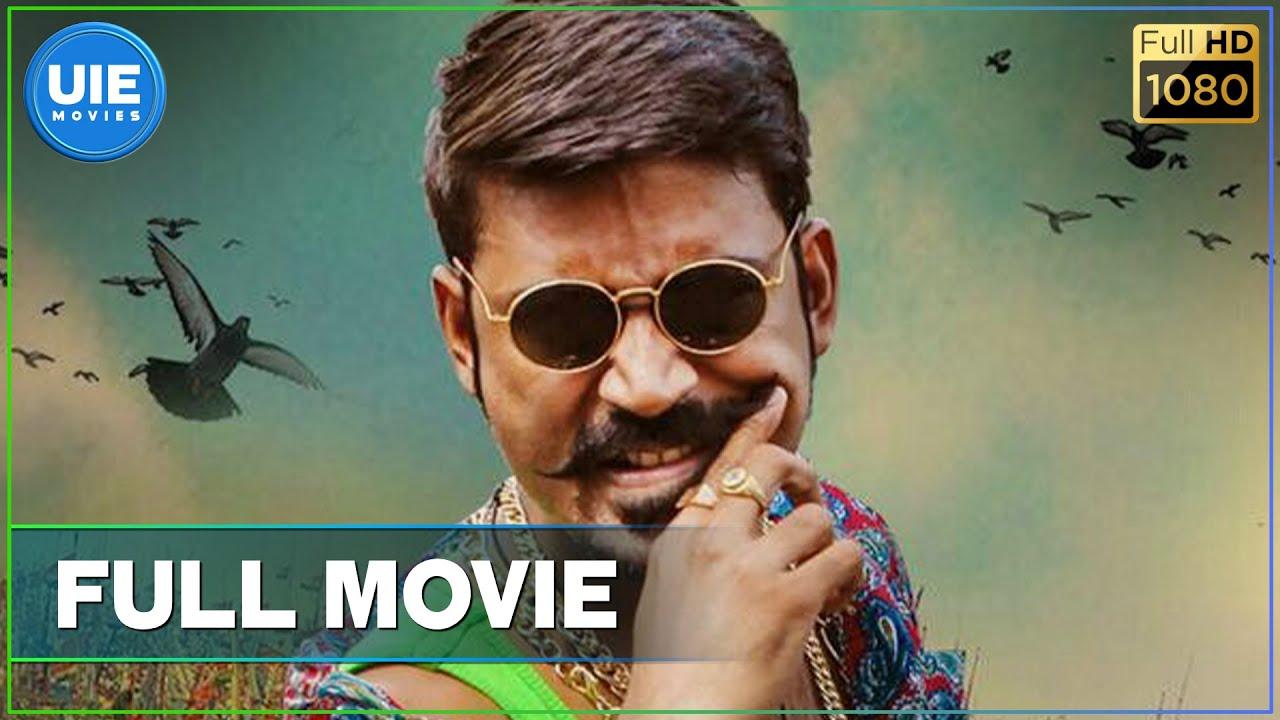 Download Maari - Tamil Full Movie - Dhanush | Kajal Aggarwal | Balaji Mohan | Anirudh Ravichander
