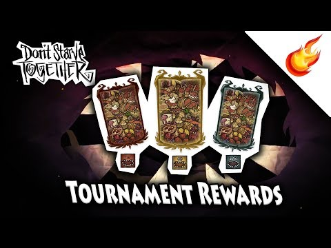 What Are THE GORGE TOURNAMENT REWARDS? | Don't Starve Together