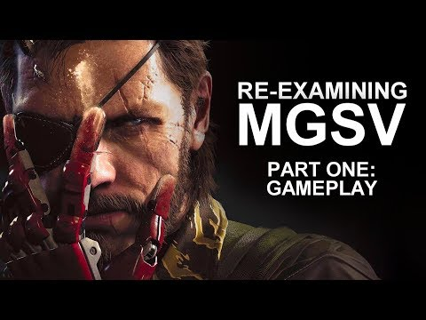 Going Back To MGSV: The Phantom Pain (Part 1: Gameplay)