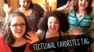 COLLAB TAG | FICTIONAL FAVORITES Thumbnail