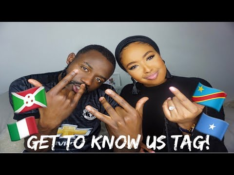 GET TO KNOW US TAG   Isra and Sela