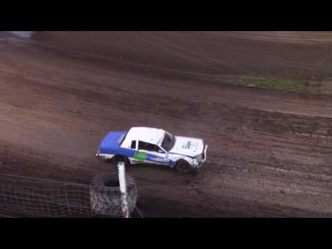Marni and Andy get together in 1 -- 6/30/17 -- Rapid Speedway