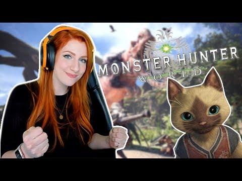 Monster Hunter: World • Angezockt! Die Jagd beginnt [PS4Pro] thumbnail