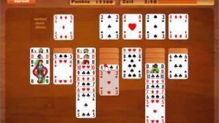 Solitaire online spielen (Gameduell) 91.518 von skillgaming.de