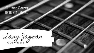 Sang Jagoan - God Bless - Album Raksasa 1989 (Guitar Cover)