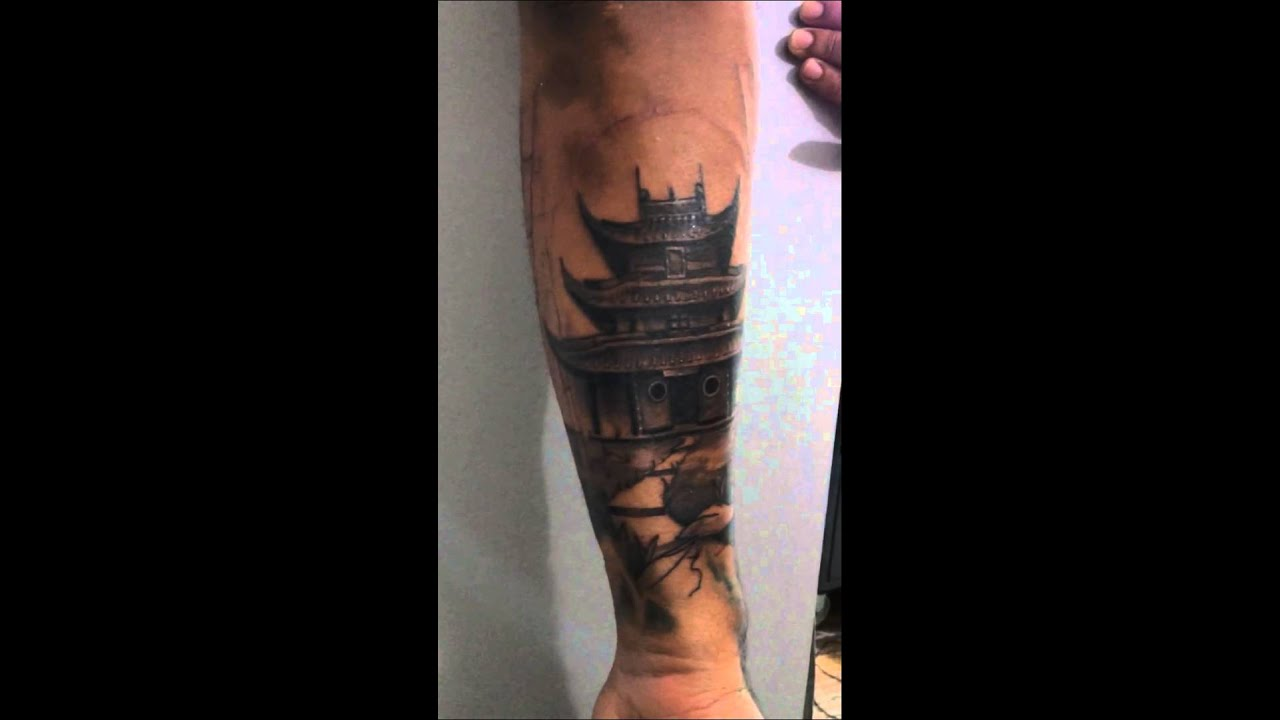 Pagoda Tattoo  YouTube