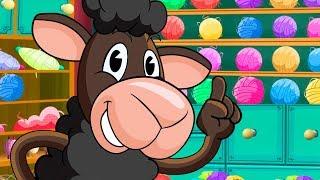 BAA BAA BLACK SHEEP | Kids song | Clap clap kids